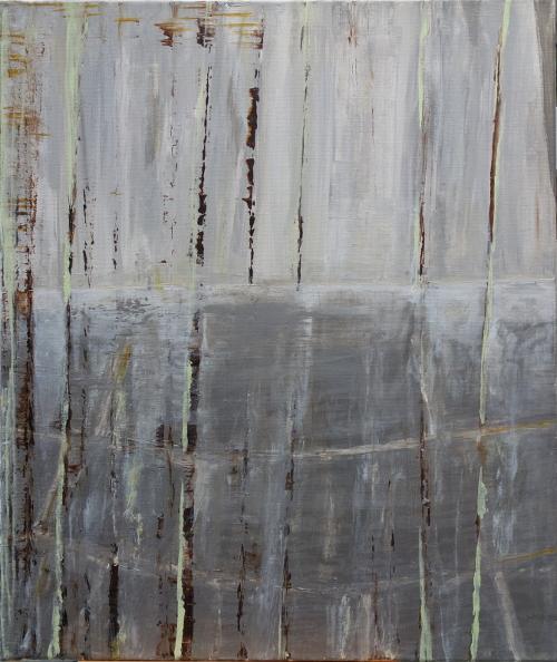 60 x 50 cm, Acryl LW
